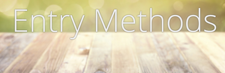 entry-methods