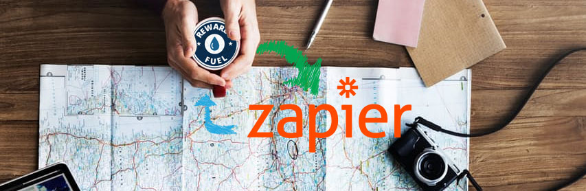 Zapier contest integration, you can use new contestants as a trigger & a trigger as an entry.
