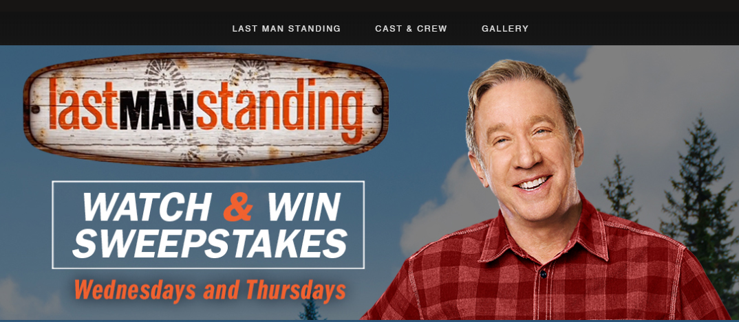 Protected: Last Man Standing Code Word Contest: Watch to WIN
