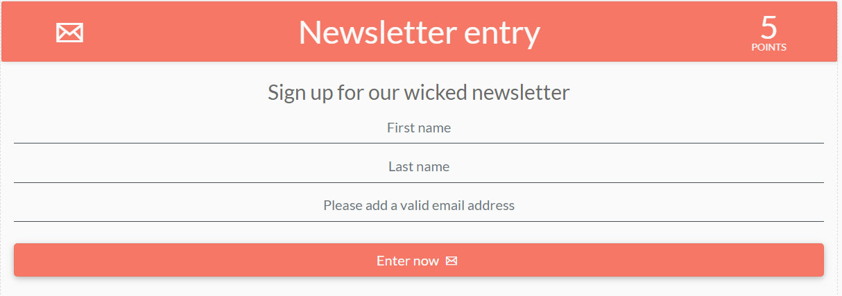 Glow your mailing list