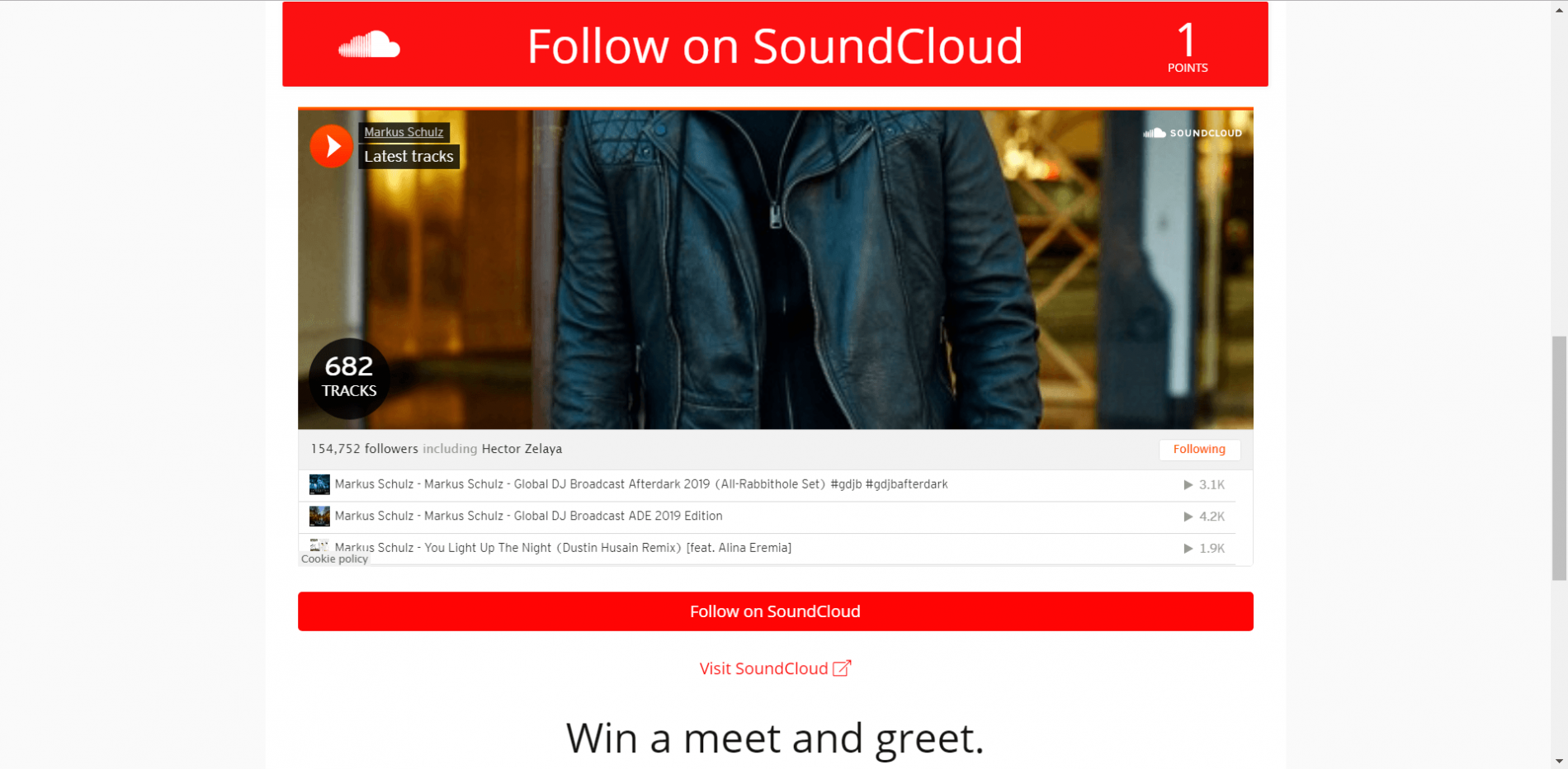 get more SoundCloud Followers